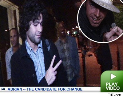 Adrian Grenier Shaved!!!!  Picture and Video Here!!!