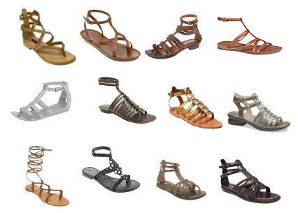 Hate it or Love it? Gladiator Sandals