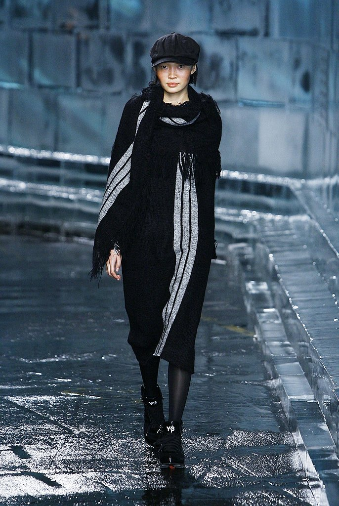 Y-3 Fall 2008 Fashion Show