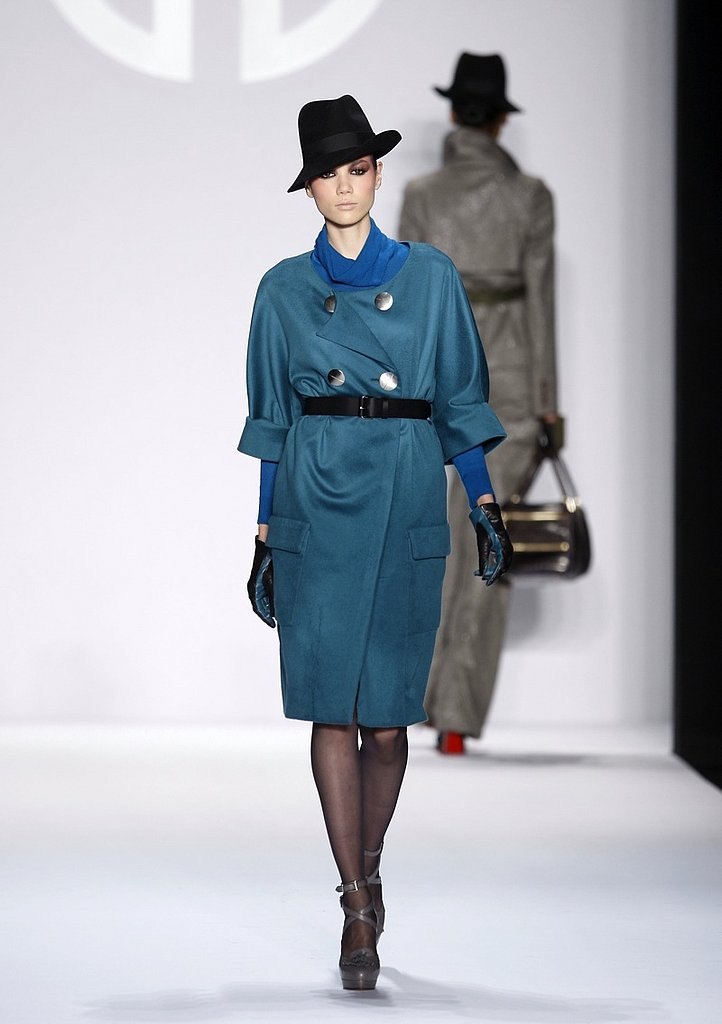 Bill Blass Fall/Winter 2008 Fashion Show