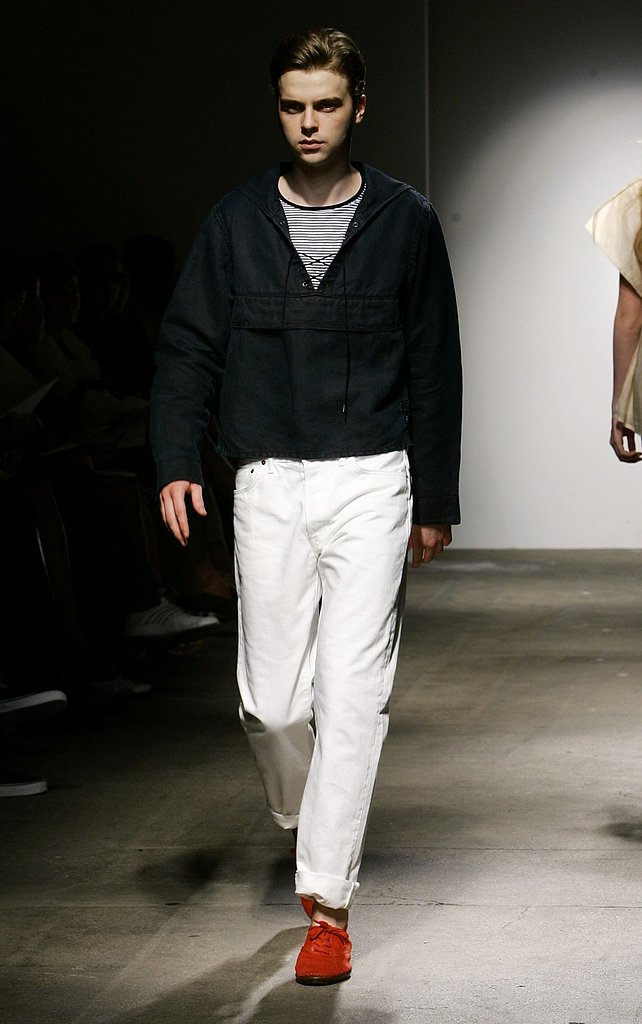 Trend Report: Rolled Pants 2008