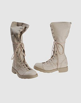 Women Boots OXS on YOOX