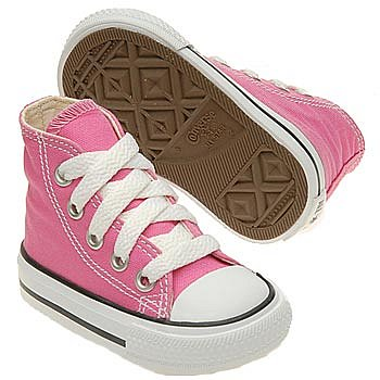Converse Kid's All Star Hi Toddler Shoe - Free Shipping