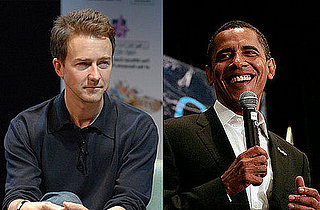 Edward Norton Developing Barack Obama Documentary