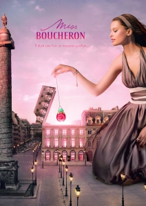 Miss Boucheron!!