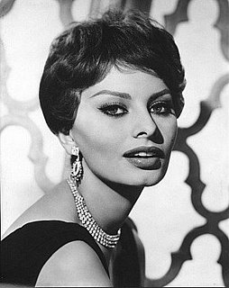 Beauty Icon Sophia Loren