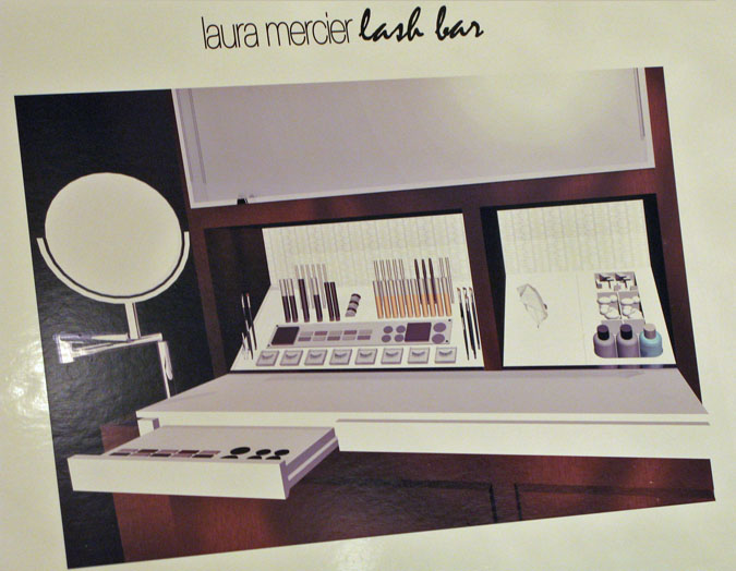 Laura Mercier Lash Bar