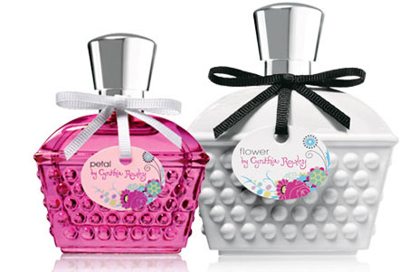 Cynthia Rowley's New Avon Fragrances: Petal and Flower