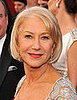 Helen Mirren at the Oscars: hair and makeup