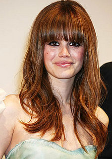 Rachel Bilson gets bangs: new haircut