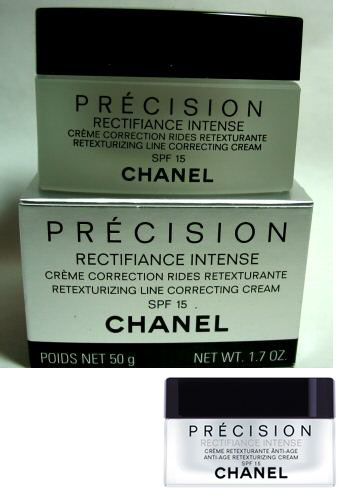 Fake Chanel cream