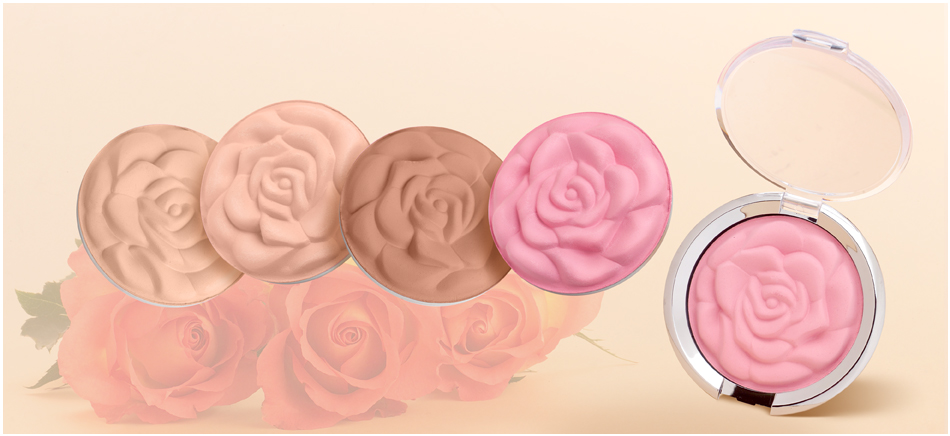 Valerie Beverly Hills Rose Blush