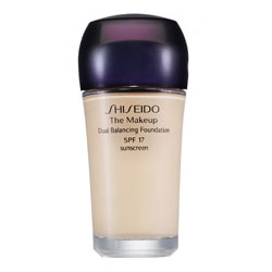 Product Review: Shiseido The Makeup Dual Balancing Foundation