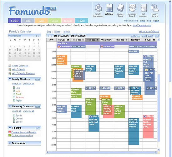 Find an Online Calendar That Works for You