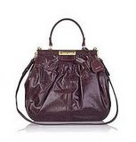 Simply Fab: Miu Miu Ruched Frame Bag