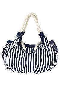 NAUTICAL ROPE BAG