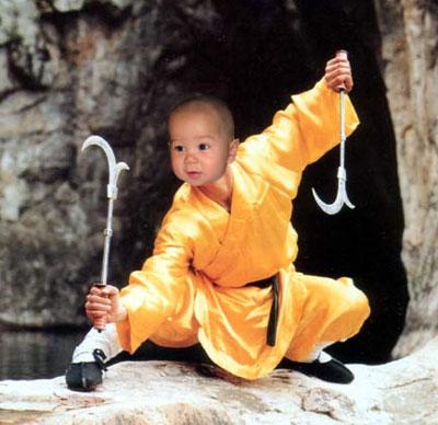 Jack the kung-fun master