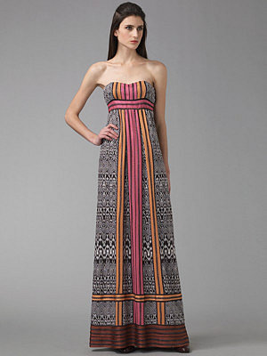 Missoni - Angel Intarsia Strapless Gown