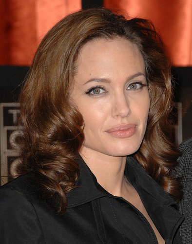 "Hillary Clinton: Angelina Jolie Is a ""Strong"" Woman"