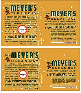 Steal of the Day: Mrs. Meyers Gingerbread Products
