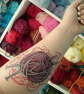 Would You Get a Crafty Tattoo?