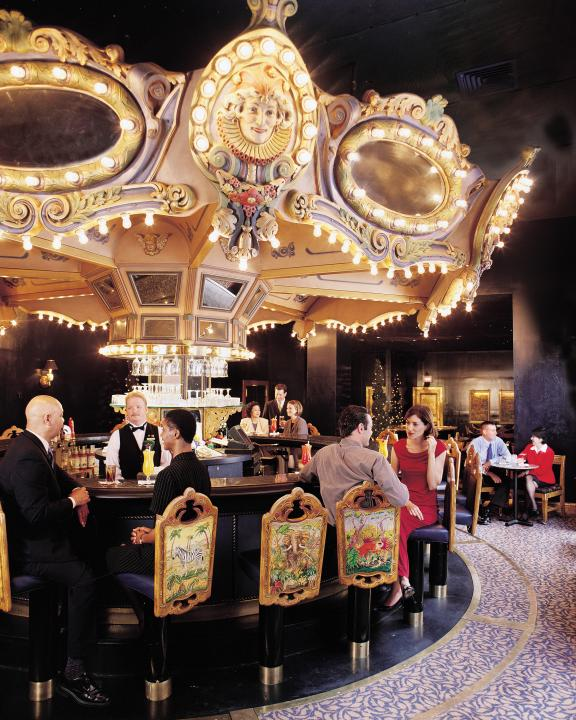 The Carousel Lounge