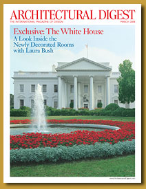 On the Newsstand: Look Inside the White House