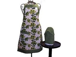 Etsy Find:  Spring Cleaning Apron