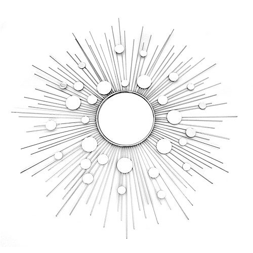 Steal of the Day: Starburst Wire Wall Mirror