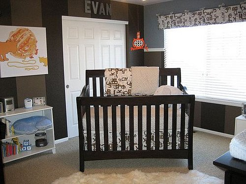 Su Casa:  A Well-Designed Nursery