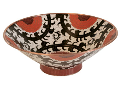 Crave Worthy: Cloisonne Bowl