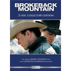 Brokeback Mountain (Two-Disc Collector's Edition): DVD