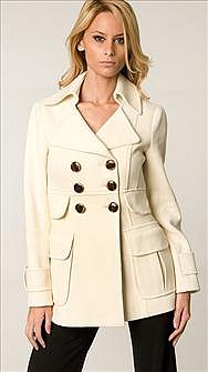 Nanette Lepore Bone Seaside Jacket - FashionChateau.com