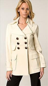 Nanette Lepore Bone Seaside Jacket - FashionChateau.com