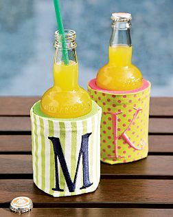 Personalized Drink Cozy