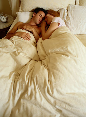 Dear Poll: Do You Cuddle in Bed?