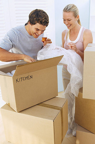 8 Tips For Newlyweds Moving In Together