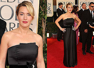 Golden Globe Awards: Kate Winslet
