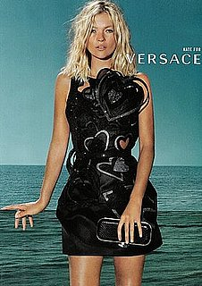 Kate Moss and Gisele Bundchen Star in Versace's Spring 2009 Ad Campaign