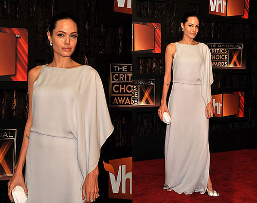 2009 Critics' Choice Awards: Angelina Jolie