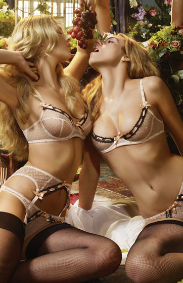 Look Book Love: Agent Provocateur, Spring '09
