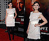 Ginnifer Goodwin Attends Big Love Season Three Premiere in Ruffle Chloe Dress