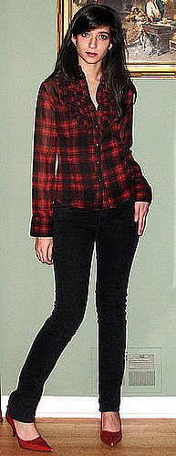 Look of the Day: Femme Lumberjack