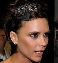Which Headband Do You Like Best on Victoria Beckham?