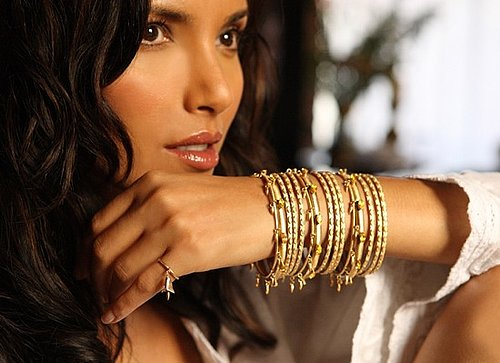 Top Chef Judge Padma Lakshmi Creates Fine Jewelry Line
