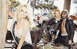 Pamela Anderson for Vivenne Westwood