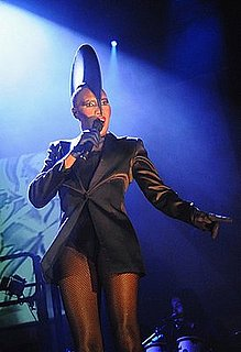 Freaky or Fabulous: Grace Jones' Piercing Performance Gear