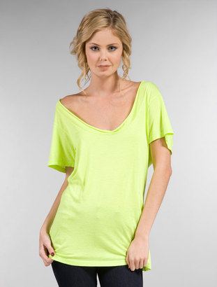 The Look For Less: Daftbird Loose Neck Tee