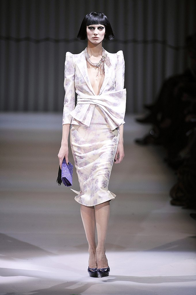 2009 Spring Couture, Armani Prive