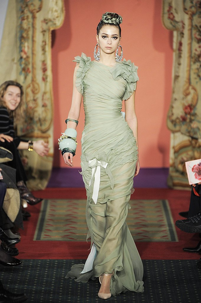 2009 Spring Couture, Christian Lacroix
